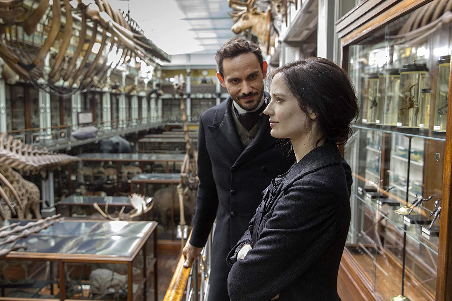 How Many Episodes & Seasons In 'Penny Dreadful'