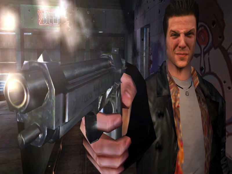 Download Max Payne 1 Game Setup Exe