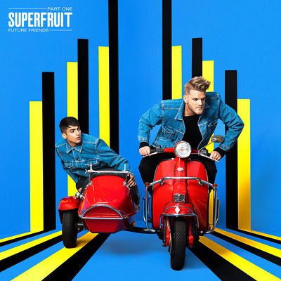 Superfruit - Future Friends - Part One - Album Download, Itunes Cover, Official Cover, Album CD Cover Art, Tracklist