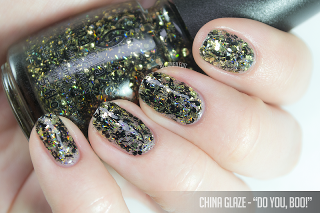 China Glaze - Do You, Boo!