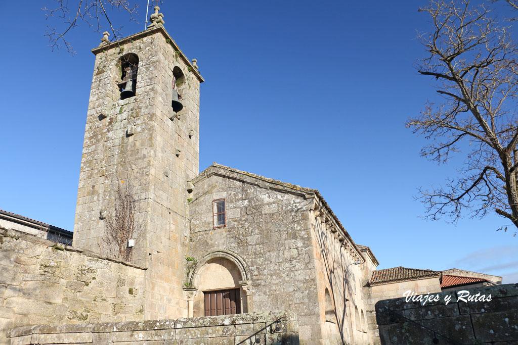 Iglesia de Santo Estevo de Allariz