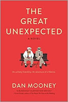The Great Unexpected by Dan Mooney (Book cover)