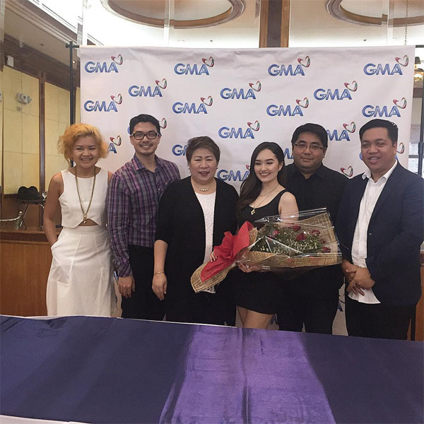 Mika Dela Cruz moves out of ABS-CBN; signs contract with GMA