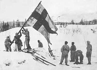 Guerra de Invierno en Helsinki