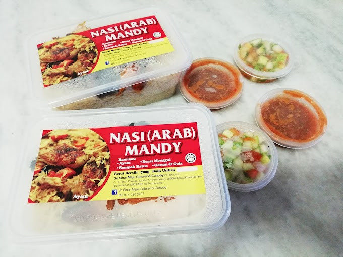 Nasi Arab Bandar Sri Permaisuri