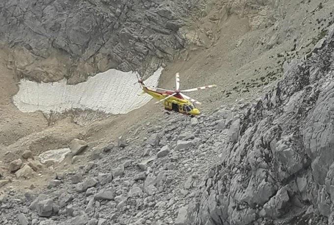Gran Sasso: morti due alpinisti