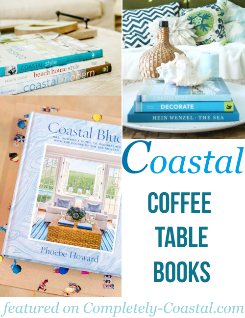 Coastal Decor Books