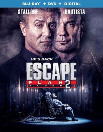 Escape Plan 2: Hades (2018) English 480p BluRay 300MB