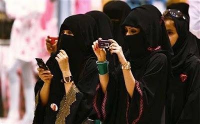 Larangan Bagi Wanita Arab Saudi