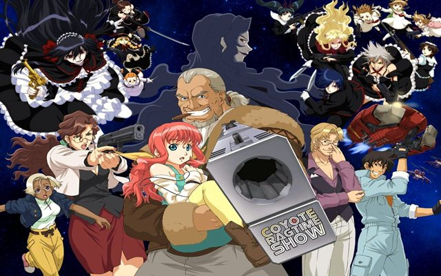 Anime lawas dari ufotable