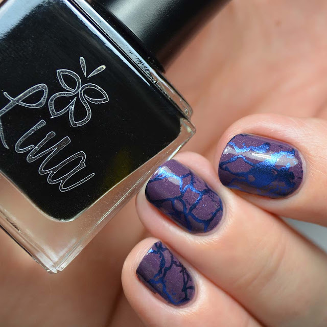 stamping with nail powder