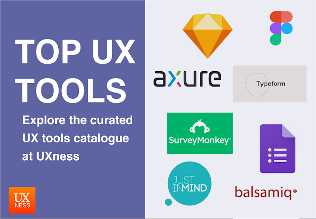 Top UX Design Tools