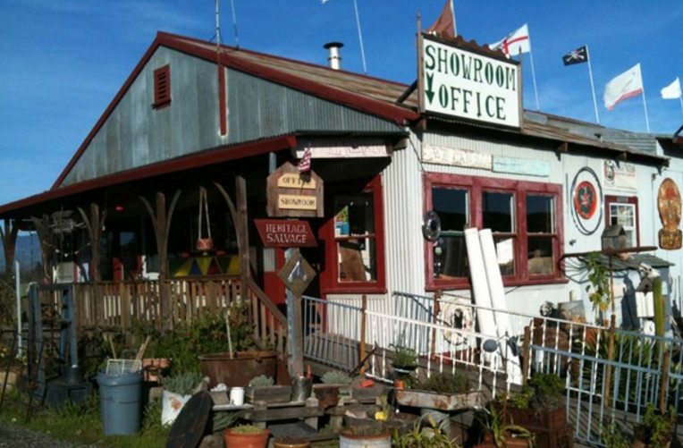 Vintage Feed Shack Top 10 Architectural Salvage Yards For
