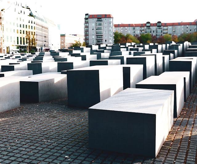 Memoriale dell'Olocausto in Berlino