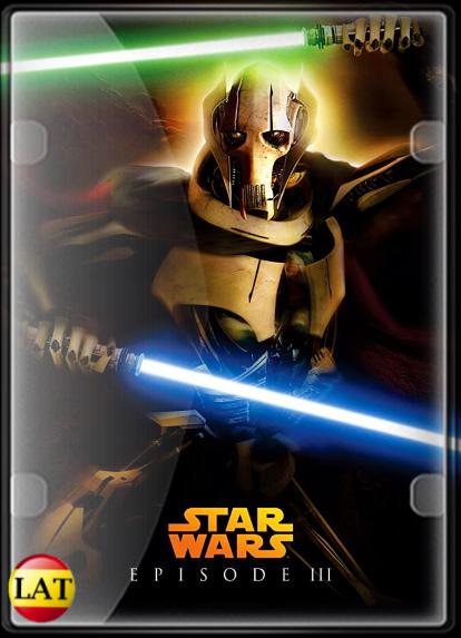 Star Wars – Episodio III: La Venganza de los Sith (2005) DVDRIP LATINO