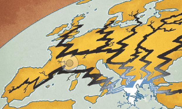 Η γερμανική πρόταση εξόδου από την Ευρωζώνη