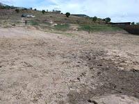 Situação da barragem que abastece a cidade de Panelas