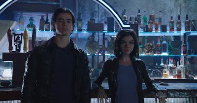 Alita: Battle Angel 2019 movie Keean Johnson