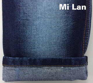 Vải jean sới Device S291