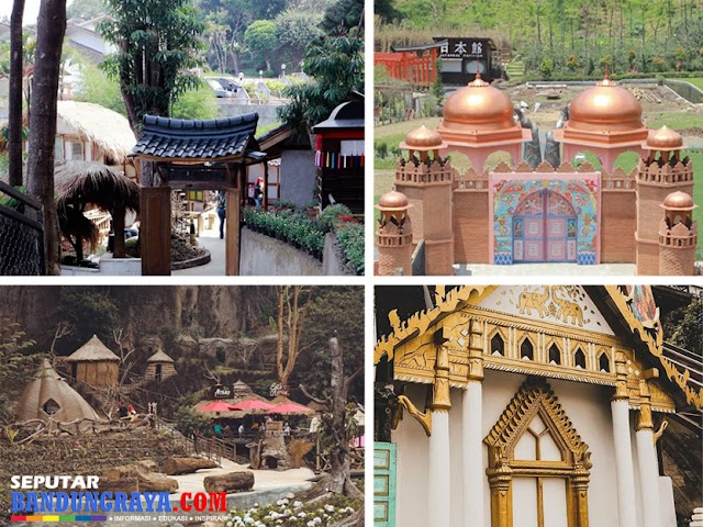 Wajib Tahu, Ini Tips dan Info Seputar Wisata The Great Asia Africa di Lembang