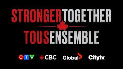 Stronger Together Tous Ensemble Concert