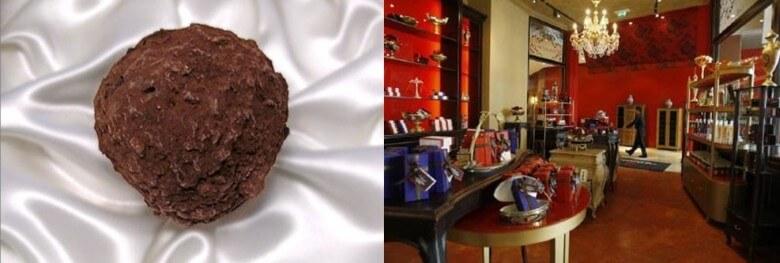 En nadir bulunan yiyecekler: çikolata