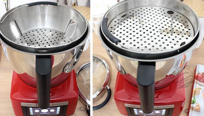 cuisson vapeur xook expert