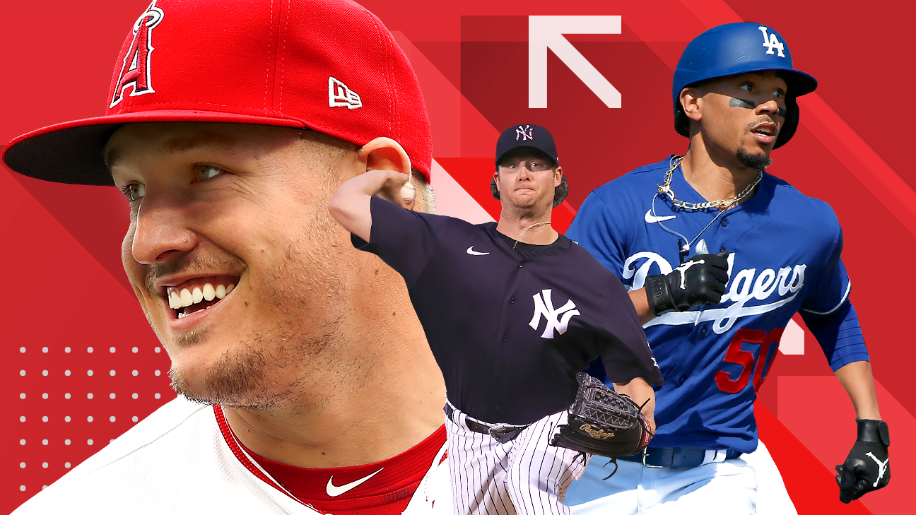 Top 10 Best Major League Baseball (MLB) Players (2020)