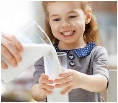 Porsi Susu Anak Usia 1 Tahun