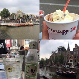 Amsterdam, Grachten, Netherlands