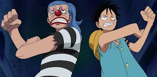 Fakta Bajak Laut Buggy One Piece
