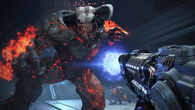 Doom Eternal Review Battlemode