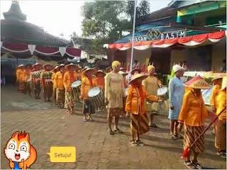 drumband oma opa bantarkaret Sukabumi