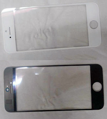 iPhone front cover leaked