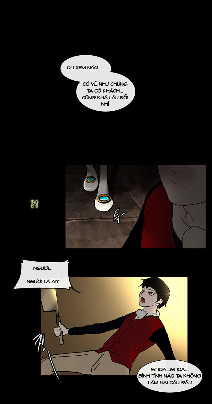 Tower of God chapter 1 trang 22