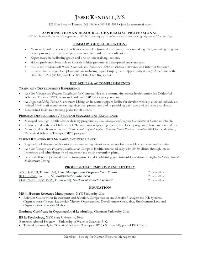 Professional Resume Samples 2019 - Resume Templates