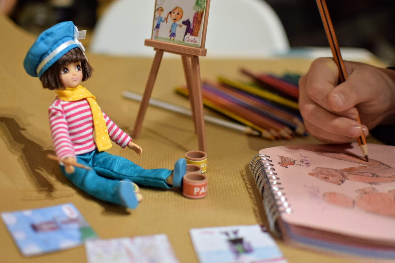 , Always Artsy Lottie Doll Review