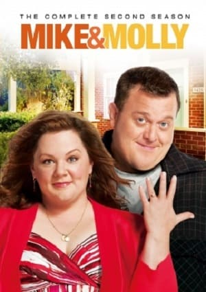 Mike e Molly - 2ª Temporada Torrent 720p / BDRip / Bluray / HD / WEB-DL Download
