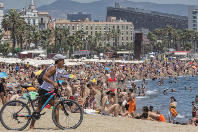 creo que no es algo nuevo decir que Barcelona es una de las ciudades más atractivas para el turismo ya que posee joyas culturales.