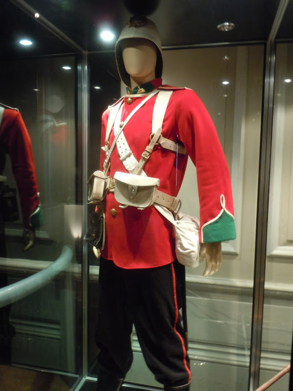 South Wales Borderers uniform replica