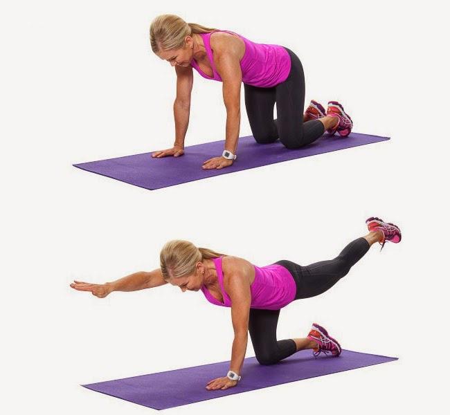 Jak schudnąć z ud i bioder szybko - ćwiczenia - Uroda