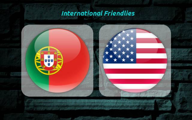 Portugal vs USA Full Match & Highlights 14 November 2017
