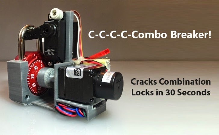 crack-Combination-lock-password