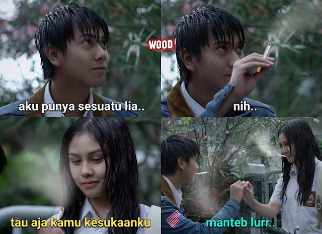 meme wood 7
