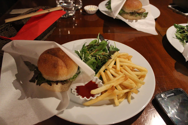 vegan burger kyoto