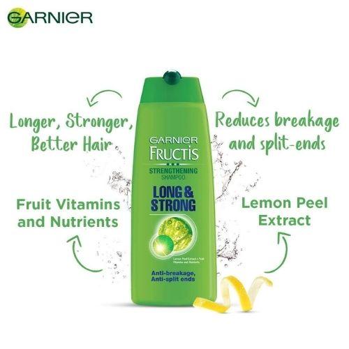 Garnier Fructis Strengthening Shampoo