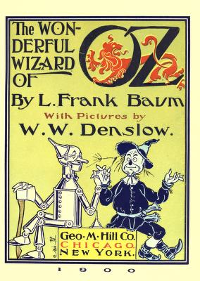 The wonderful wizard of Oz  1900 Free PDF eBook With Great Illustrations