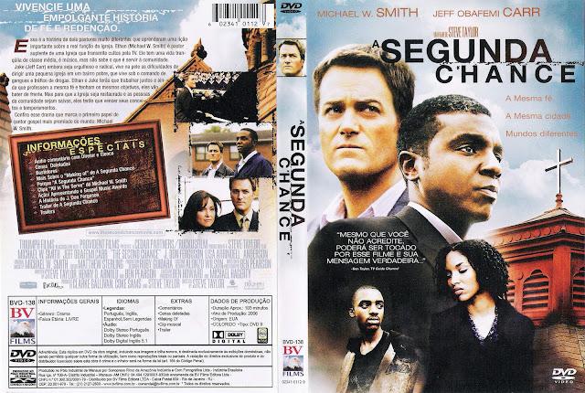 Capa DVD A Segunda Chance
