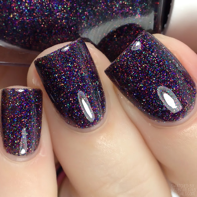 Aurora Nail Lacquer-DNA Sequins