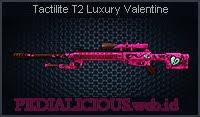 Tactilite T2 Luxury Valentine